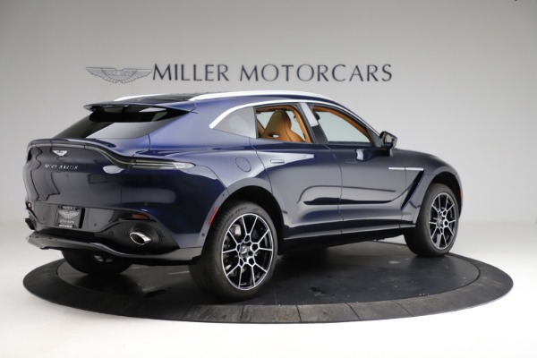 New 2021 Aston Martin DBX for sale $205,386 at Aston Martin of Greenwich in Greenwich CT 06830 7