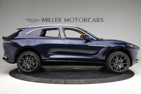New 2021 Aston Martin DBX for sale $205,386 at Aston Martin of Greenwich in Greenwich CT 06830 8