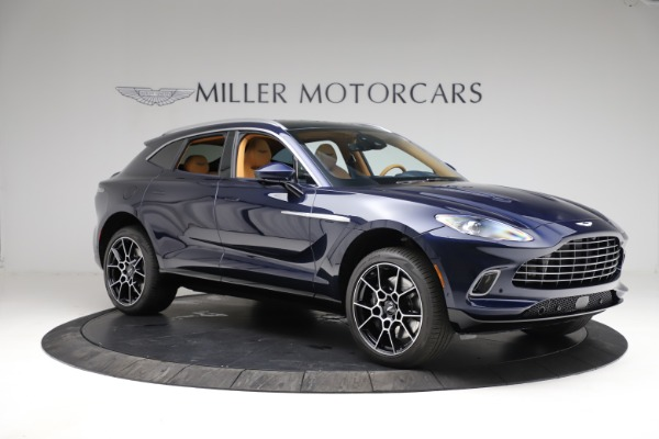 New 2021 Aston Martin DBX for sale $205,386 at Aston Martin of Greenwich in Greenwich CT 06830 9