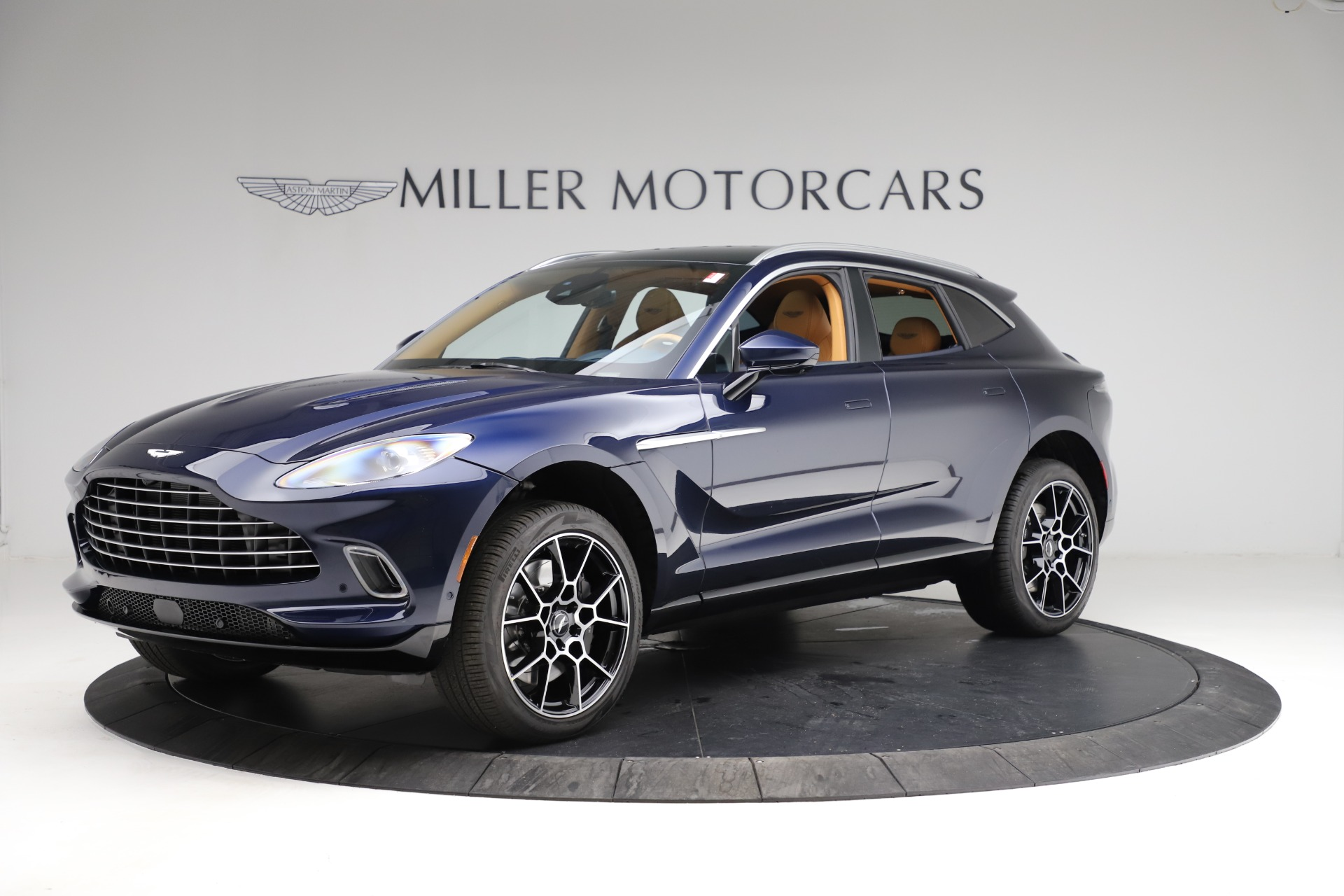 New 2021 Aston Martin DBX for sale $205,386 at Aston Martin of Greenwich in Greenwich CT 06830 1