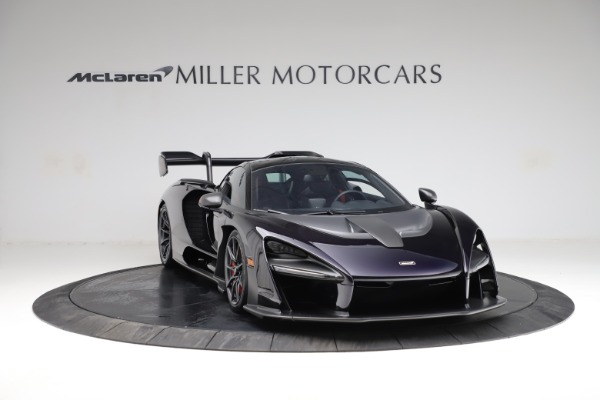 Used 2019 McLaren Senna for sale Call for price at Aston Martin of Greenwich in Greenwich CT 06830 10