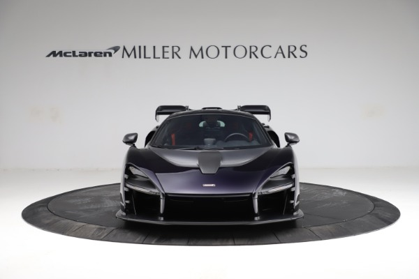 Used 2019 McLaren Senna for sale Call for price at Aston Martin of Greenwich in Greenwich CT 06830 11