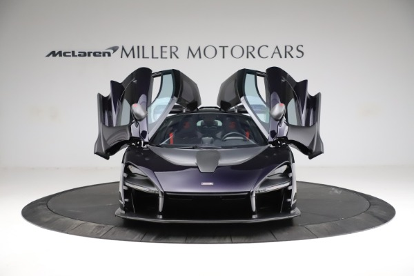 Used 2019 McLaren Senna for sale Call for price at Aston Martin of Greenwich in Greenwich CT 06830 12