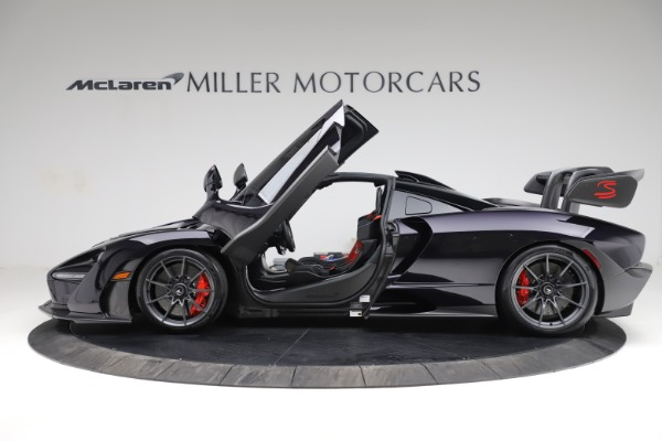 Used 2019 McLaren Senna for sale Call for price at Aston Martin of Greenwich in Greenwich CT 06830 14