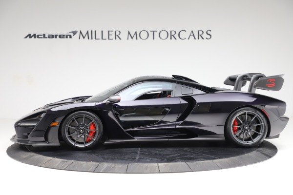 Used 2019 McLaren Senna for sale Call for price at Aston Martin of Greenwich in Greenwich CT 06830 2