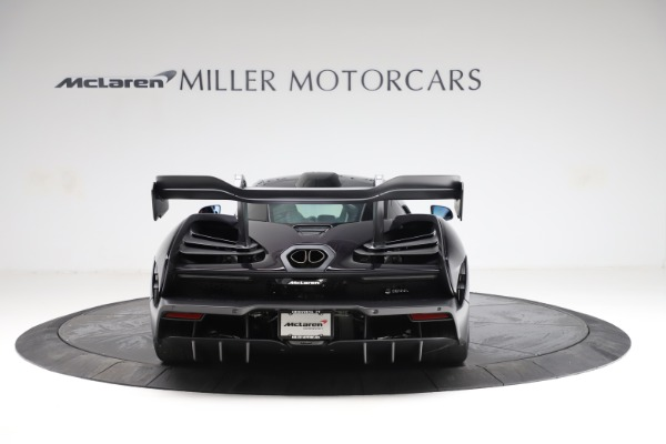 Used 2019 McLaren Senna for sale Call for price at Aston Martin of Greenwich in Greenwich CT 06830 5