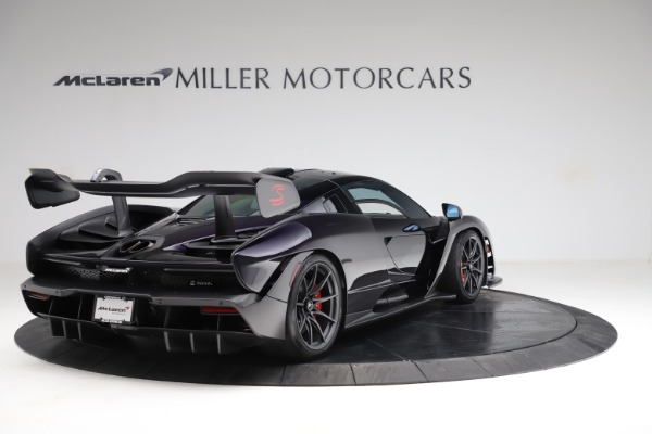 Used 2019 McLaren Senna for sale Call for price at Aston Martin of Greenwich in Greenwich CT 06830 6
