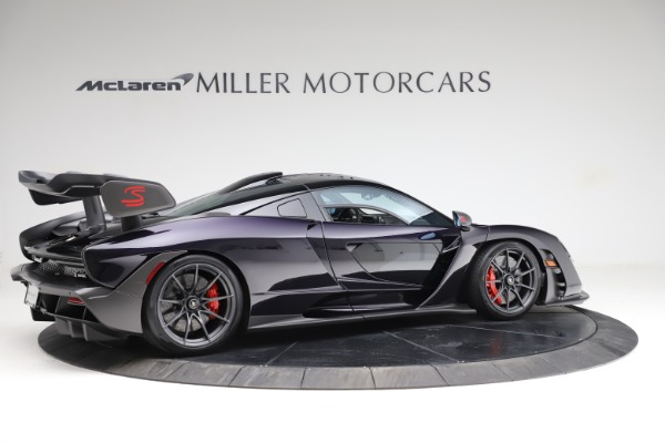 Used 2019 McLaren Senna for sale Call for price at Aston Martin of Greenwich in Greenwich CT 06830 7