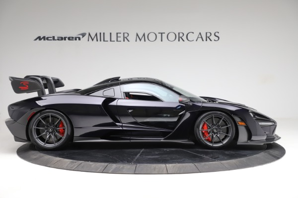 Used 2019 McLaren Senna for sale Call for price at Aston Martin of Greenwich in Greenwich CT 06830 8