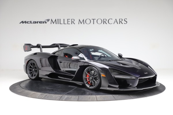 Used 2019 McLaren Senna for sale Call for price at Aston Martin of Greenwich in Greenwich CT 06830 9