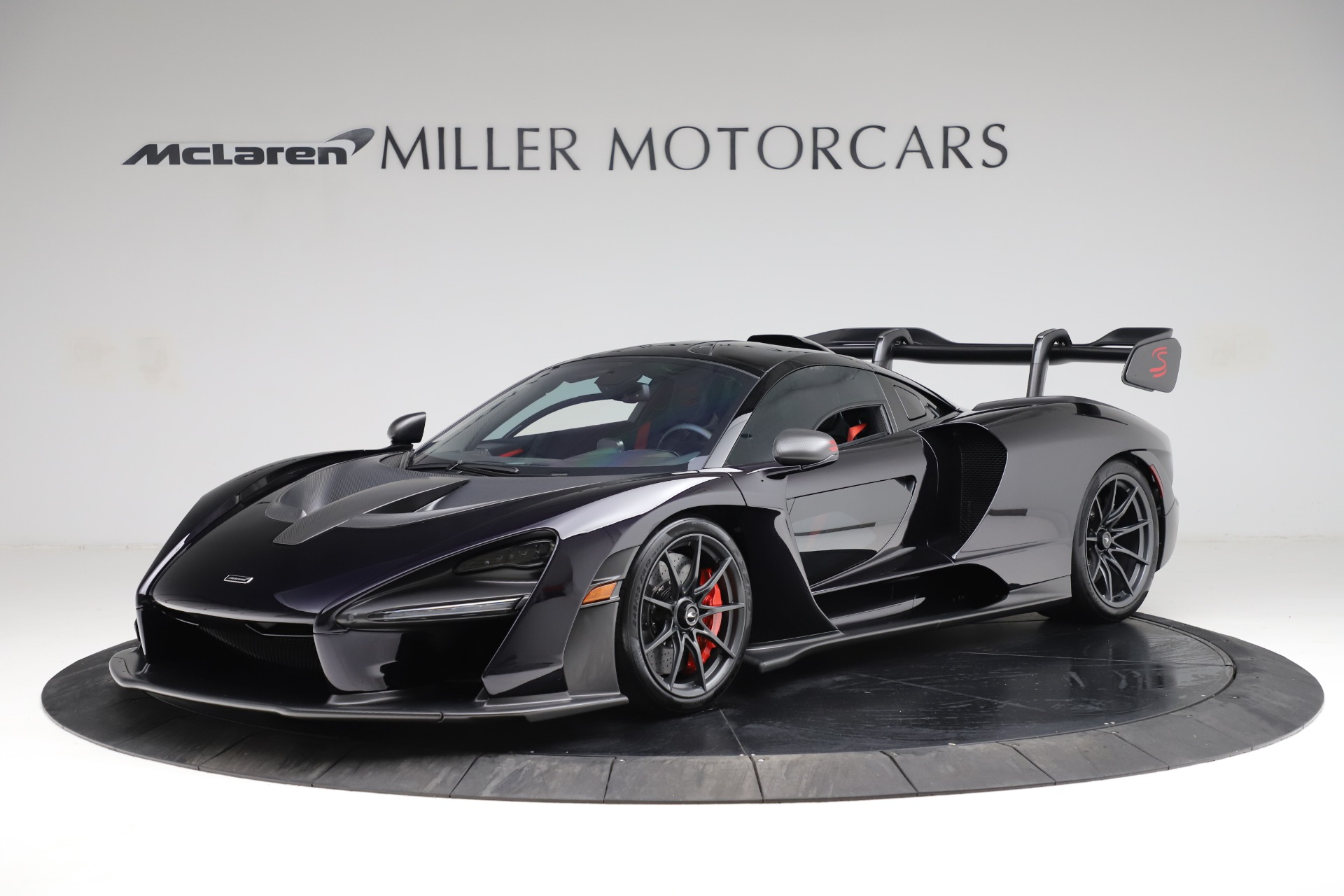 Used 2019 McLaren Senna for sale Call for price at Aston Martin of Greenwich in Greenwich CT 06830 1