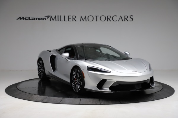 New 2021 McLaren GT Pioneer for sale Call for price at Aston Martin of Greenwich in Greenwich CT 06830 10
