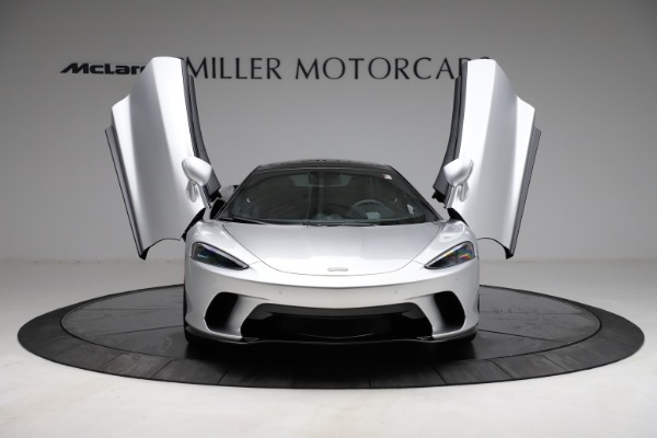 New 2021 McLaren GT Pioneer for sale Call for price at Aston Martin of Greenwich in Greenwich CT 06830 12