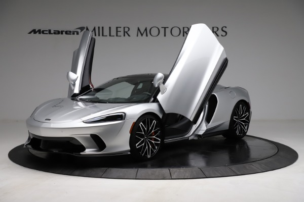 New 2021 McLaren GT Pioneer for sale Call for price at Aston Martin of Greenwich in Greenwich CT 06830 13