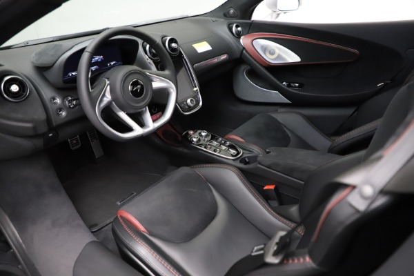 New 2021 McLaren GT Pioneer for sale Call for price at Aston Martin of Greenwich in Greenwich CT 06830 15