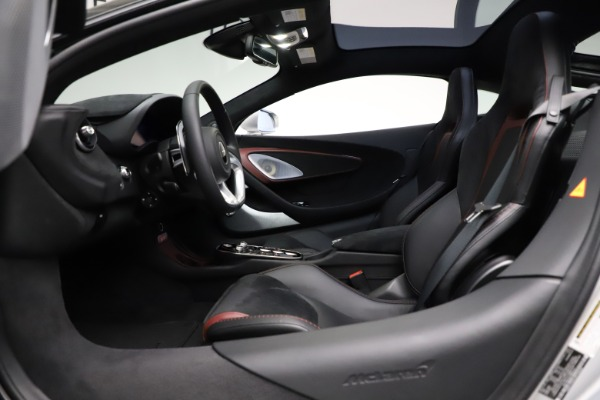 New 2021 McLaren GT Pioneer for sale Call for price at Aston Martin of Greenwich in Greenwich CT 06830 16
