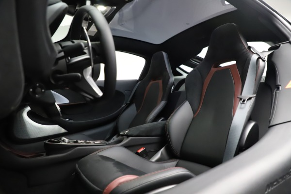 New 2021 McLaren GT Pioneer for sale Call for price at Aston Martin of Greenwich in Greenwich CT 06830 17