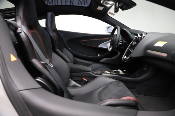 New 2021 McLaren GT Pioneer for sale Call for price at Aston Martin of Greenwich in Greenwich CT 06830 19