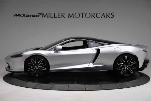 New 2021 McLaren GT Pioneer for sale Call for price at Aston Martin of Greenwich in Greenwich CT 06830 2