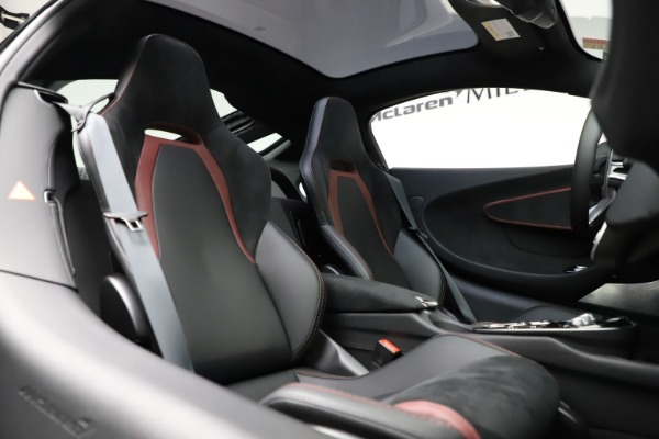 New 2021 McLaren GT Pioneer for sale Call for price at Aston Martin of Greenwich in Greenwich CT 06830 20