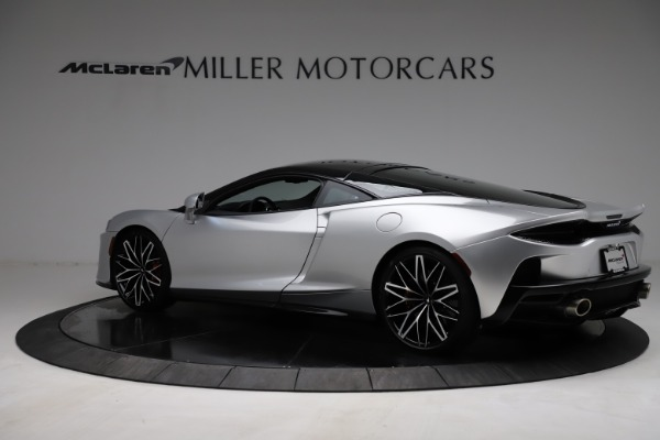 New 2021 McLaren GT Pioneer for sale Call for price at Aston Martin of Greenwich in Greenwich CT 06830 3