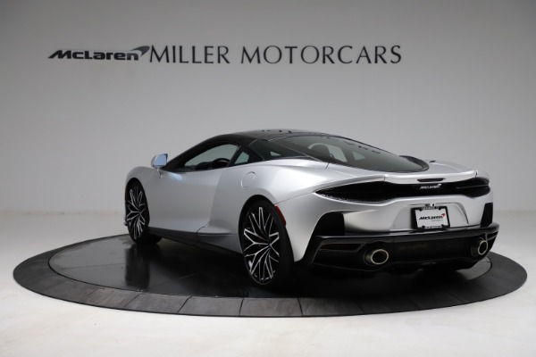 New 2021 McLaren GT Pioneer for sale Call for price at Aston Martin of Greenwich in Greenwich CT 06830 4