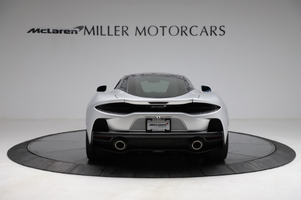 New 2021 McLaren GT Pioneer for sale Call for price at Aston Martin of Greenwich in Greenwich CT 06830 5