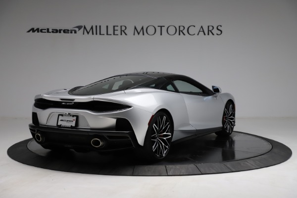 New 2021 McLaren GT Pioneer for sale Call for price at Aston Martin of Greenwich in Greenwich CT 06830 6