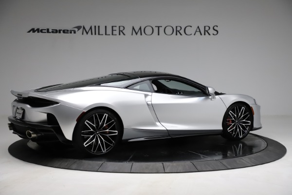 New 2021 McLaren GT Pioneer for sale Call for price at Aston Martin of Greenwich in Greenwich CT 06830 7