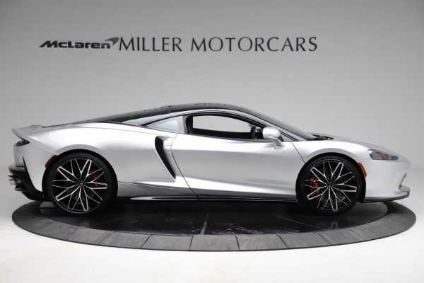 New 2021 McLaren GT Pioneer for sale Call for price at Aston Martin of Greenwich in Greenwich CT 06830 8