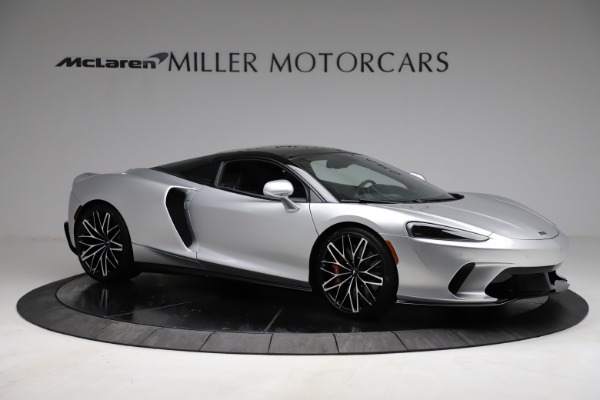 New 2021 McLaren GT Pioneer for sale Call for price at Aston Martin of Greenwich in Greenwich CT 06830 9