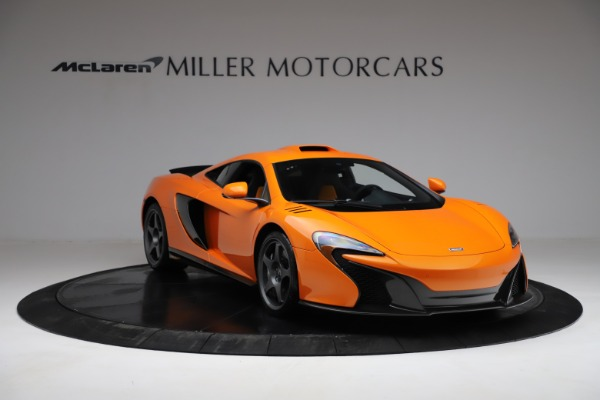 Used 2015 McLaren 650S LeMans for sale $269,990 at Aston Martin of Greenwich in Greenwich CT 06830 10