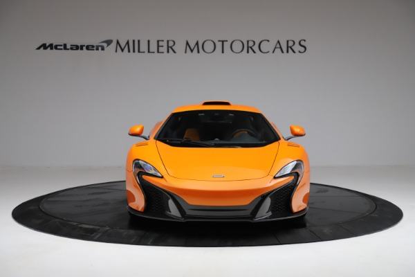 Used 2015 McLaren 650S LeMans for sale $269,990 at Aston Martin of Greenwich in Greenwich CT 06830 11