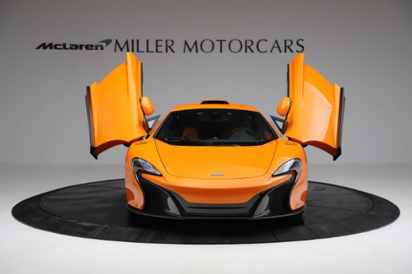 Used 2015 McLaren 650S LeMans for sale $269,990 at Aston Martin of Greenwich in Greenwich CT 06830 12