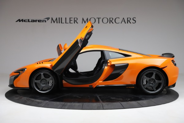 Used 2015 McLaren 650S LeMans for sale $269,990 at Aston Martin of Greenwich in Greenwich CT 06830 14
