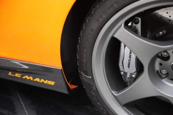 Used 2015 McLaren 650S LeMans for sale $269,990 at Aston Martin of Greenwich in Greenwich CT 06830 16