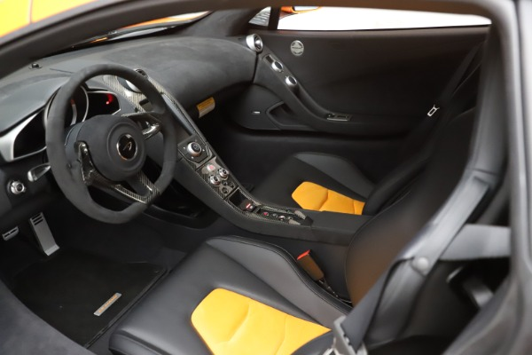Used 2015 McLaren 650S LeMans for sale $269,990 at Aston Martin of Greenwich in Greenwich CT 06830 18