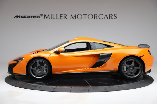 Used 2015 McLaren 650S LeMans for sale $269,990 at Aston Martin of Greenwich in Greenwich CT 06830 2
