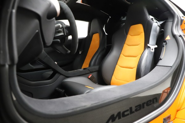Used 2015 McLaren 650S LeMans for sale $269,990 at Aston Martin of Greenwich in Greenwich CT 06830 20