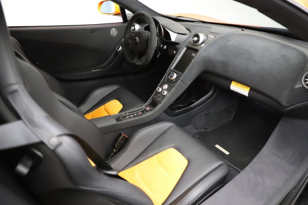 Used 2015 McLaren 650S LeMans for sale $269,990 at Aston Martin of Greenwich in Greenwich CT 06830 21