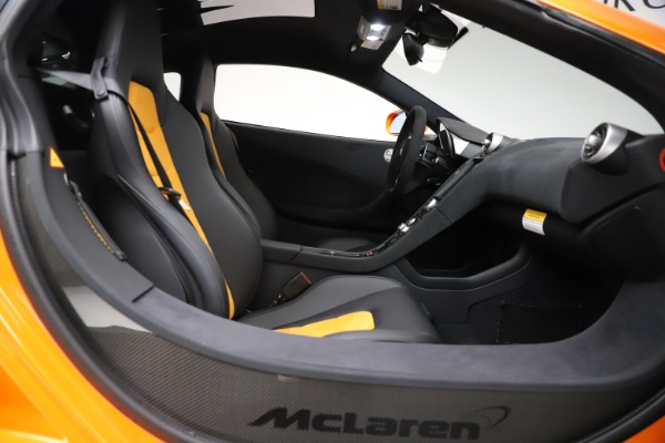 Used 2015 McLaren 650S LeMans for sale $269,990 at Aston Martin of Greenwich in Greenwich CT 06830 22