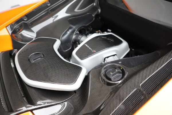 Used 2015 McLaren 650S LeMans for sale $269,990 at Aston Martin of Greenwich in Greenwich CT 06830 28