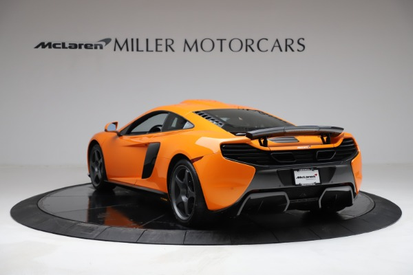 Used 2015 McLaren 650S LeMans for sale $269,990 at Aston Martin of Greenwich in Greenwich CT 06830 4