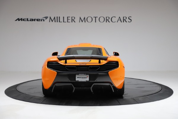 Used 2015 McLaren 650S LeMans for sale $269,990 at Aston Martin of Greenwich in Greenwich CT 06830 5