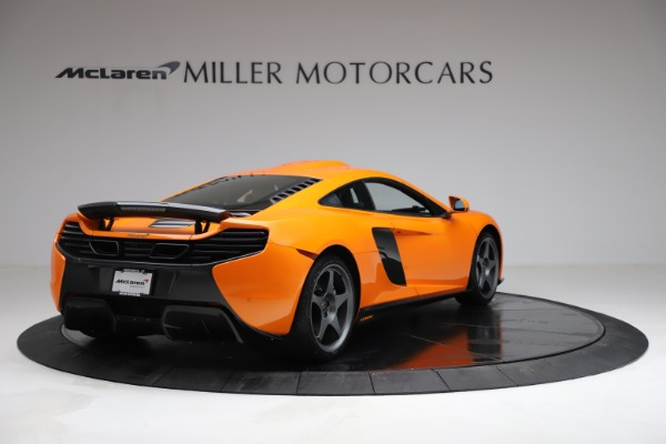 Used 2015 McLaren 650S LeMans for sale $269,990 at Aston Martin of Greenwich in Greenwich CT 06830 6