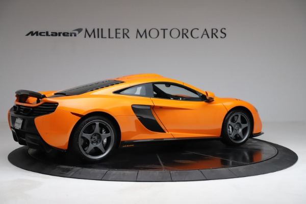 Used 2015 McLaren 650S LeMans for sale $269,990 at Aston Martin of Greenwich in Greenwich CT 06830 7