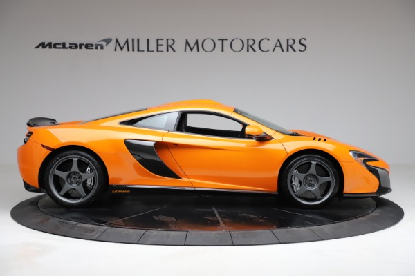 Used 2015 McLaren 650S LeMans for sale $269,990 at Aston Martin of Greenwich in Greenwich CT 06830 8