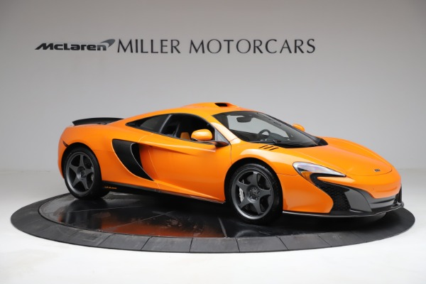 Used 2015 McLaren 650S LeMans for sale $269,990 at Aston Martin of Greenwich in Greenwich CT 06830 9