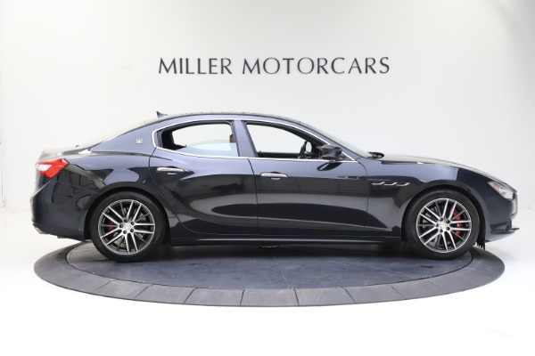Used 2014 Maserati Ghibli S Q4 for sale Call for price at Aston Martin of Greenwich in Greenwich CT 06830 10