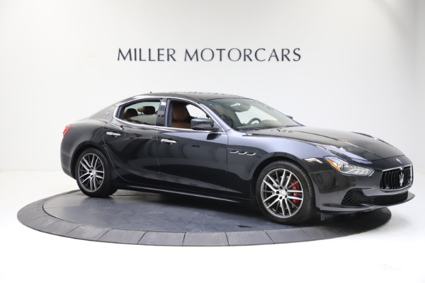 Used 2014 Maserati Ghibli S Q4 for sale Call for price at Aston Martin of Greenwich in Greenwich CT 06830 11